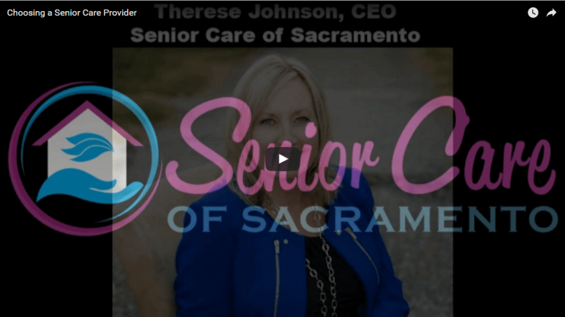 Choosing a Senior Care Provider