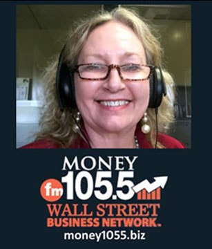 Therese Johnson Money fm 105.5 Wall Street Business Network